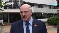 """Лукашенко реагирует на фразу-мем """"Саша 3%"""" и говорит, что его рейтинг больше"""