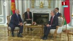 "Америка: Болтон и Лукашенко обсудили ""перезагрузку"""