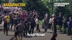 Полиция задерживает двух подростков во Владивостоке