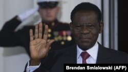 Теодоро Обиянг, президент Экваториальной Гвинеи