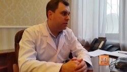 Александр Оприщенко, врач из Донецка об обстреле городской больницы