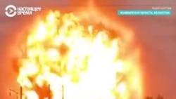 Взрывы на военном складе в Казахстане, где погибли 9 человек: как это было