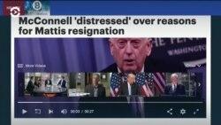 Америка: отставка Мэттиса