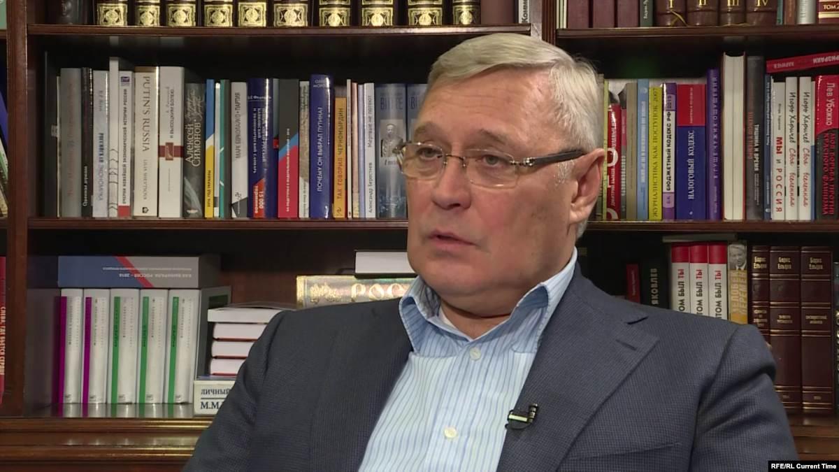 Интервью Михаила Касьянова