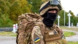 UKRAINE – Ukrainian soldier of Special Forces. Vinnitsa, December 10, 2019
