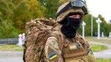 UKRAINE – Ukrainian soldier of Special Forces. Vinnitsa, December 10, 2019