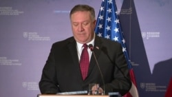 Госсекретарь США приехал в Словакию и Венгрию: говорит о России и Китае