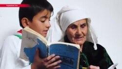 Выучить английский и поехать в Америку: о чем мечтает 72-летняя женщина из таджикского кишлака