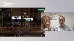 Очевидцы протестов – о происходящем в Минске