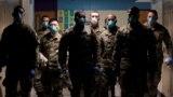 Америка: нацгвардия против коронавируса