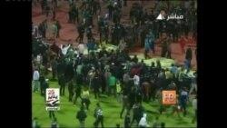 В Египте в давке у стадиона погибли 22 футбольных фаната