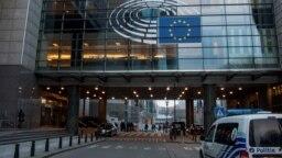 Belgium - Brussels, European Parliament, the European Union, symbol, generic
