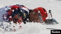 Легков после гонки в Сочи