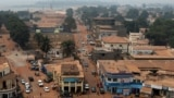 Bangui, Central African Republic/A general view shows part of the capital Bangui, February 16, 2016. Picture taken on February 16, 2016. REUTERS/Siegfried Modola/File Photo