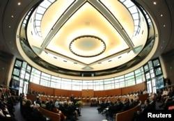 Заседание Международного трибунала ООН по морскому праву в Гамбурге. Фото: Reuters