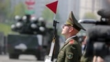 Belarus - Parade to the 75th anniversary of the end of World War II in Minsk. Minsk, 9May2020