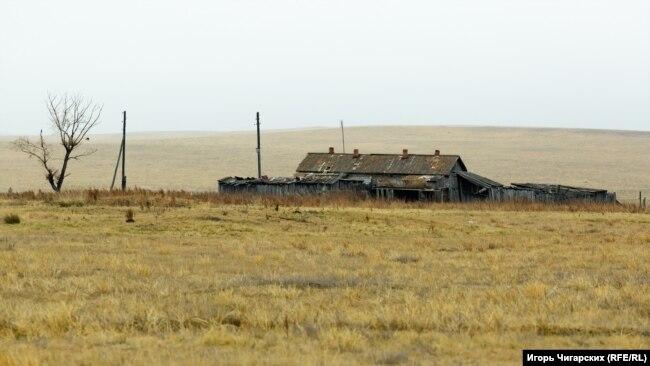 Деревня Салбык