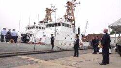 США передали Украине военные катера