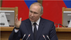 Putin's Promises: A History Of Empty Assurances