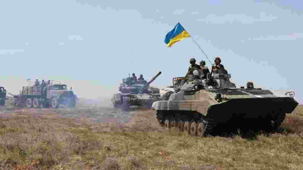 Ukraine -- ukrainian soldiers