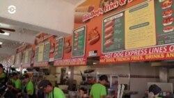 Нью-Йорк New York: где съесть самый знаменитый хот-дог
