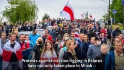 How Lukashenka Has Wrestled For Control In The Belarusian City Of Hrodna