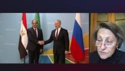 Ирина Филатова – о том, какие интересы преследует Россия в Африке
