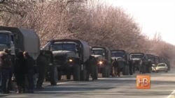 Сепаратисты объявили об отводе вооружений от линии фронта