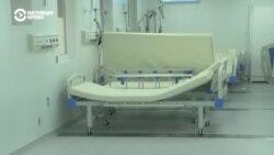 Вокруг нового коронавирусного госпиталя в Алматы разгорелся скандал