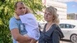 Интервью с родителями пятилетней девочки, раненной 11 августа в Гродно
