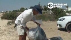 Как инженер в одиночку очистил побережье от мусора