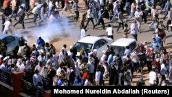 Протесты в Судане в декабре 2018 года