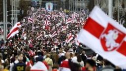 Протест в Беларуси 6 сентября 2020-го