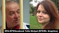 Sergei Skripal and his daughter, Yulia