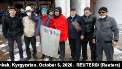 Бишкек, Кыргызстан, 6 октября 2020 года