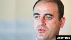 Мэр Тбилиси Давид нармания