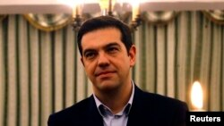Премьер Греции Алексис Ципрас, фото Reuters