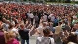 Belarus - Hrodnazhylbud strike, 13Aug2020
