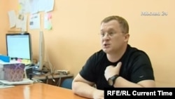 Konstantin Zolotukhin blames the complex's residents.