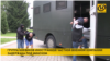Belarusian state TV on July 29 showed the detention of alleged Vagner Group mercenaries near Minsk.