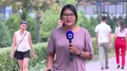 Милиция разогнала жителей приграничного кыргызского села светошумовыми гранатами