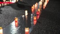 """""""Они были соседями наших дедушек и бабушек"""": рижане зажгли свечи в память о евреях рижского гетто"""