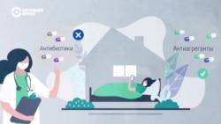 Как коронавирус поражает организм и как больных лечат на разных стадиях