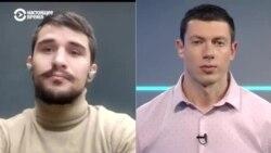 Белорусский боец MMA рассказал, почему поднял бело-красно-белый флаг после победы