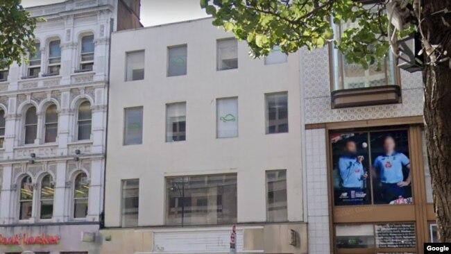 Дом на 285 Oxford St в Лондоне, Великобритания