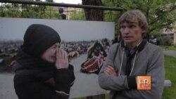 """В Праге открылась выставка """"Конфликт в Донбассе глазами фотографов"""""""