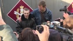 Евгений Макаров вышел на свободу
