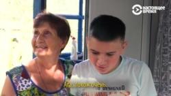 Мать и сын Олега Сенцова ждут его помилования