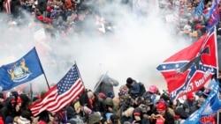 Мария Снеговая о беспорядках в Капитолии