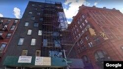 Дом на 290 Mulberry St в Нью-Йорке, США